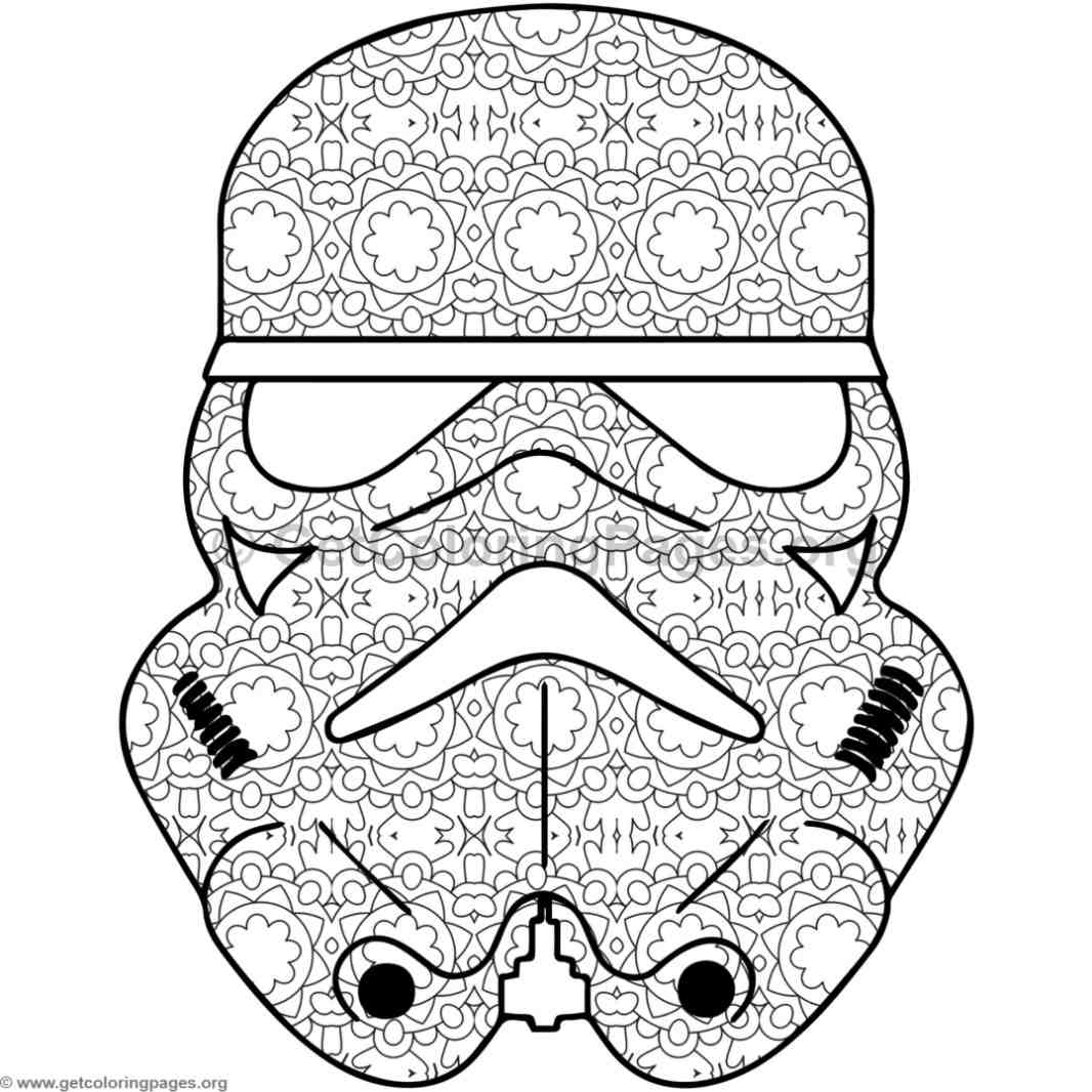 Star Wars Coloring Pages 7