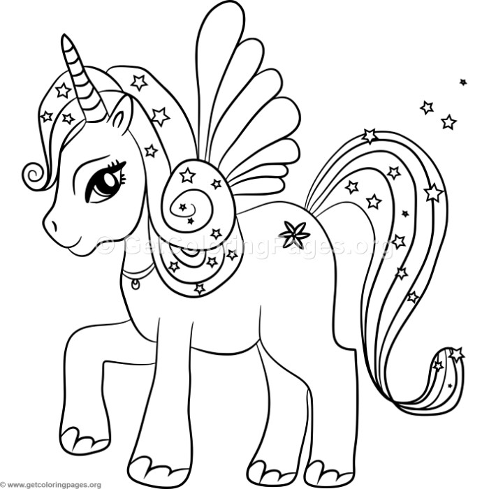 Unicorn Head Coloring Pages U2013 Getcoloringpages Org