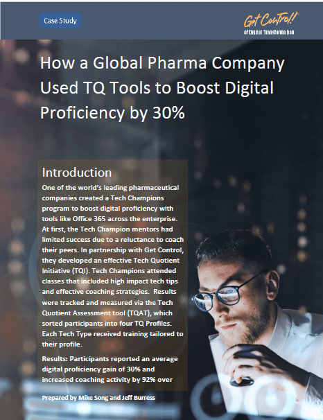 pharma TQ Case Study