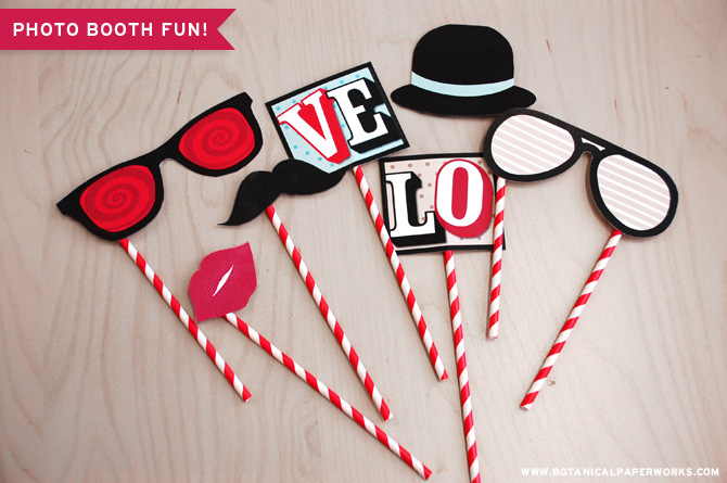 ROUND UP Free Printable Photobooth Props Creative Juice