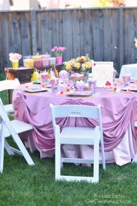 Disney Princess Party with Belle - Part One - Creative Juice