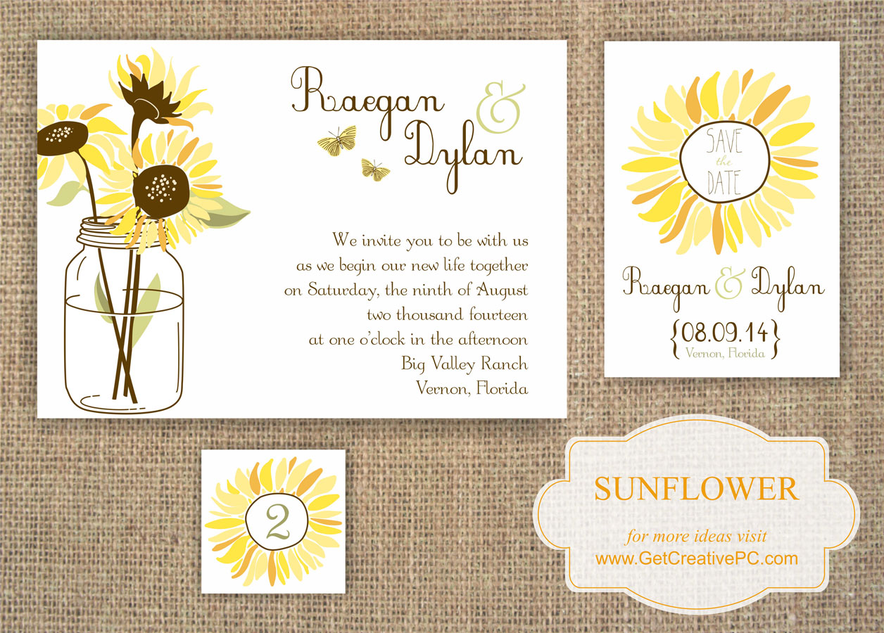 Spring Wedding Invitations Preview  Get Creative Blog  Creative Printing of Bay County Inc