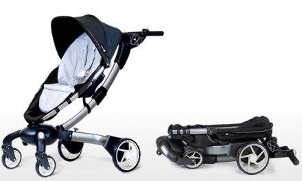 4moms Origami Stroller Silver