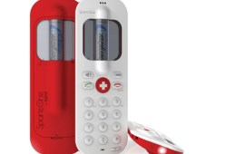 SpareOne Emergency Mobile Phone