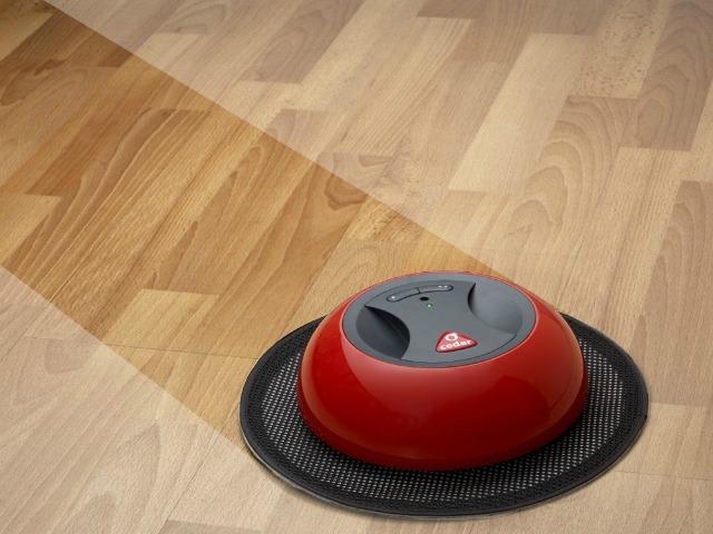 O-Duster Robotic Floor Cleaner