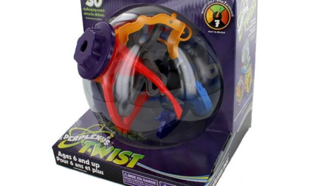 Perplexus Twist 3D puzzle game