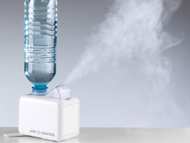 Air-O-Swiss Travel Ultrasonic Humidifier