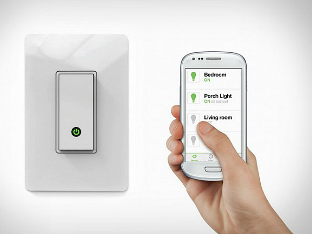 Belkin wemo light switch getdatgadget for Wemo light switch