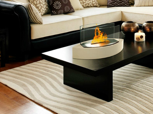 Anywhere Fireplace - Lexington Tabletop - GetdatGadget