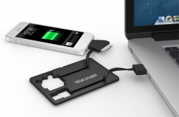 Tego Audio PowerCard Charger