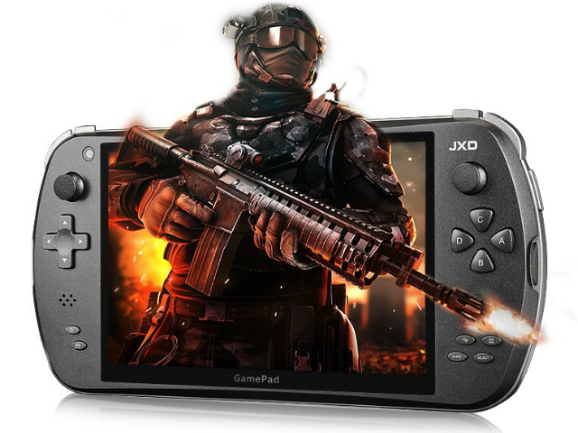 JXD S7800b Android 4.2 Gaming Tablet