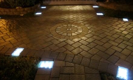 Solar Brick Paver