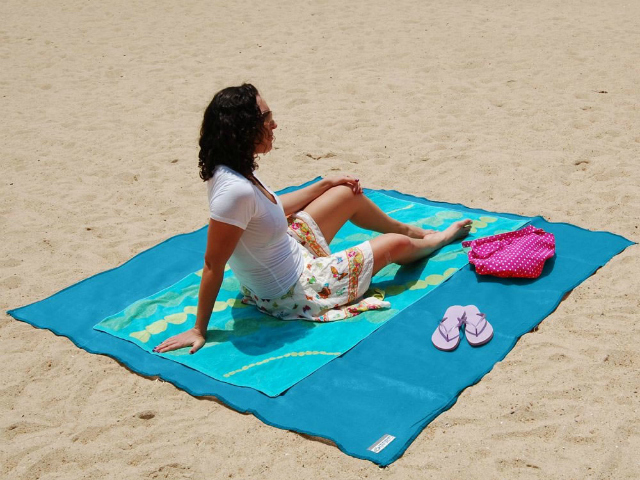 CGear Sand-Free Multimat for a Perfect Day at the Beach