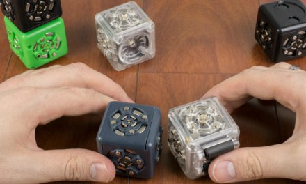 Cubelets Modular Robotics Kit