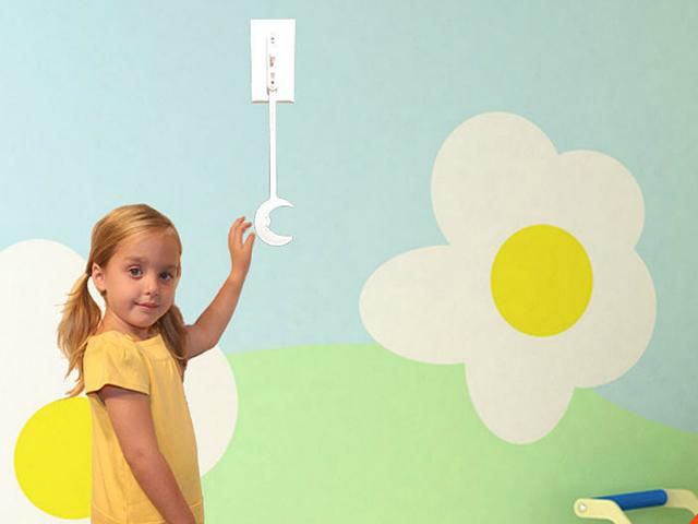 KidSwitch Light Switch Extender