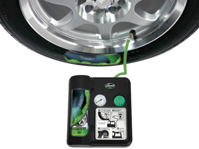 Safety Spair Flat Tire Repair System