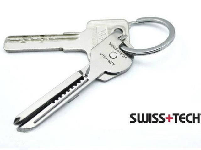 Swiss Tech Utili-Key Multi-Tool