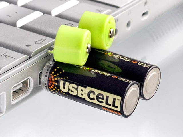 USBCELL AA Rechargable Battery