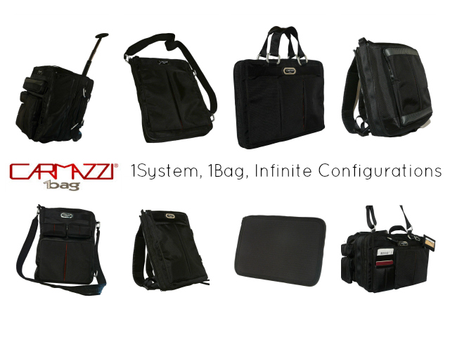 Carmazzi 1Bag Modular Bag System
