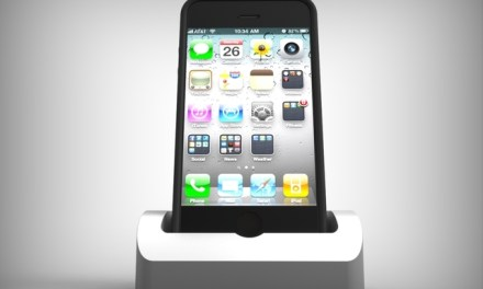 Elevation Dock 2 for iPhone 5/5s/5c