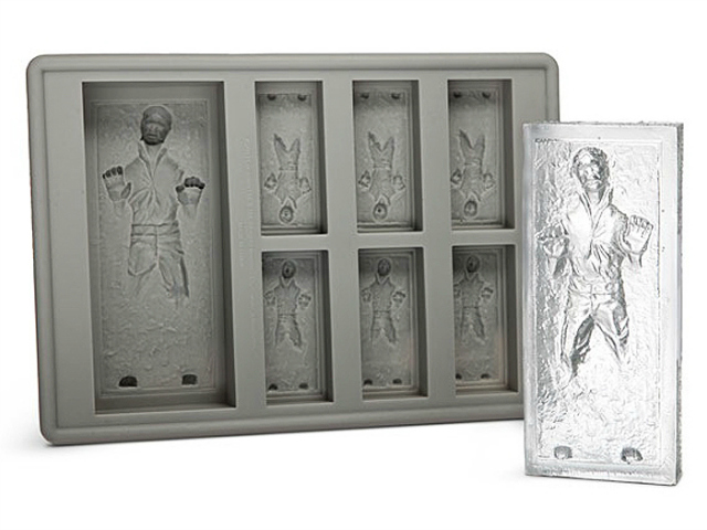 Kotobukiya Star Wars Han Solo Ice Tray