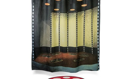 Star Trek Transporter Room Bath Mat & Shower Curtain