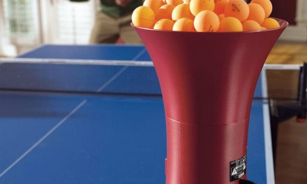 iPong Pro Table Tennis Training Robot