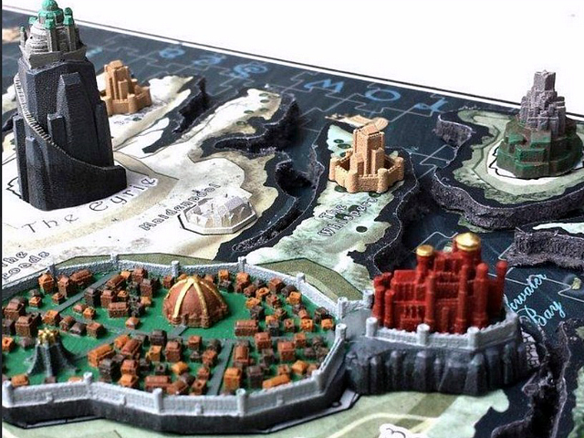 Game of Thrones: Puzzle of Westeros