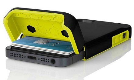 Incipio Stashback for iPhone 5