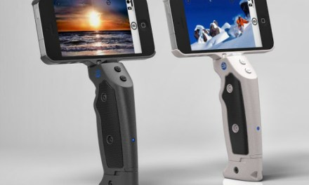Grip & Shoot Smart Grip for iPhone