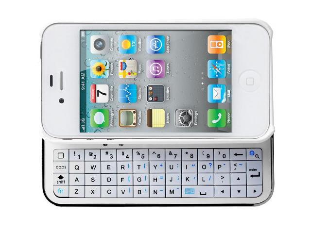 iMounTek Bluetooth Sliding Keyboard Buddy Case