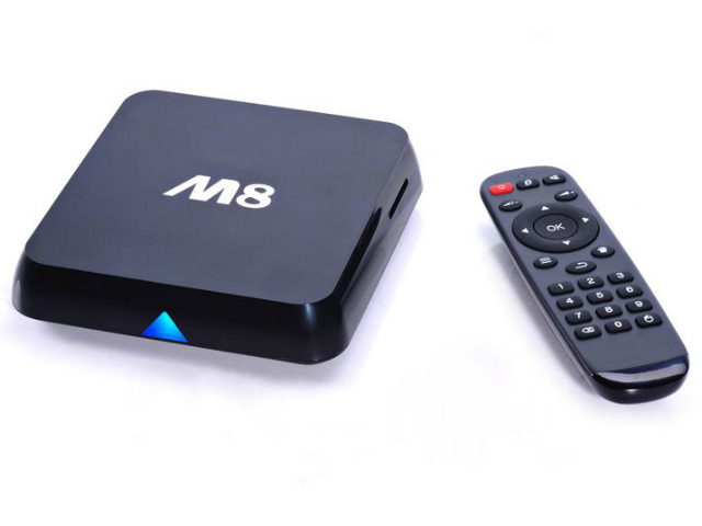 M8 Android Set Top Box
