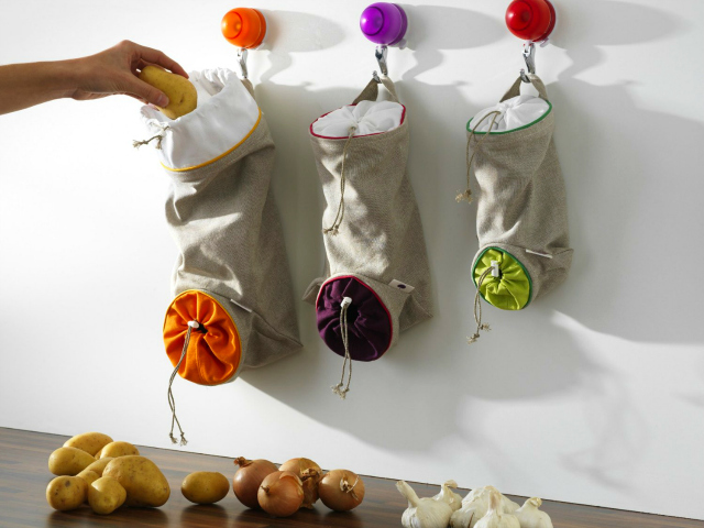 Orka Vegetable Keep Sacks