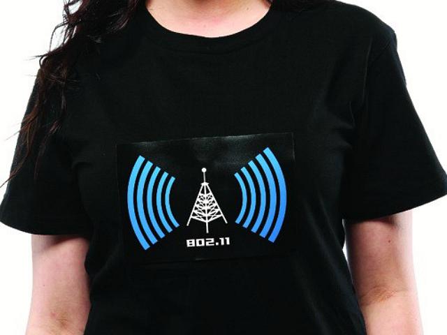 WiFi Detector Shirt