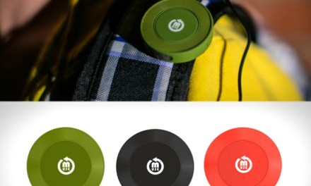 ClipR Bluetooth NFC Adapter Turns Your Speakers Wireless