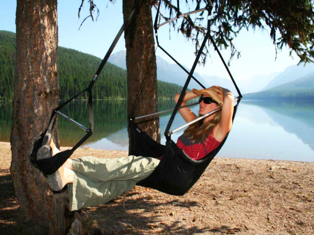ENO Lounger Chair U2013 The Hammock And Chair Hybrid