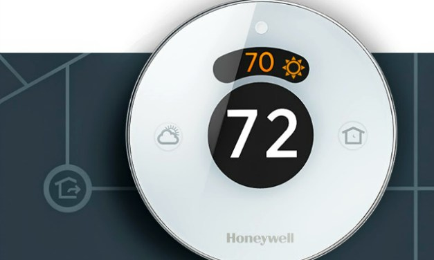 Honeywell Lyric Thermostat Gives Nest a Run for its Money