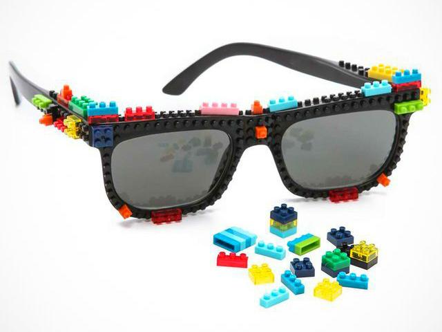Customize Your Look with nanoblock Sunglasses