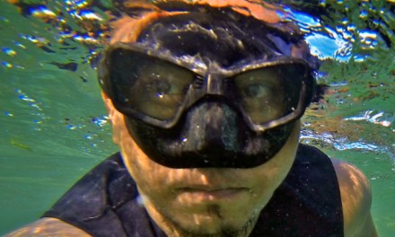 Omer Zero Cubed – The Batman Diving Mask