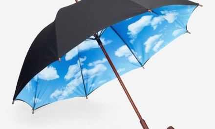 Sky Umbrella Brings Blue Skies Regardless of Weather