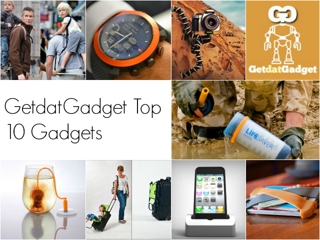 GetdatGadget Top 10 Gadgets (May 2014)
