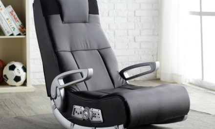X Rocker II Wireless Video Game Chair