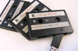 Cassette USB Flash Drive – Mixtape for the Digital Age