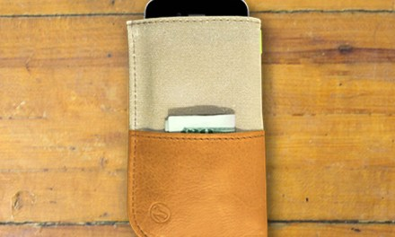 DODOcase Durables Wallet for iPhone 4/5