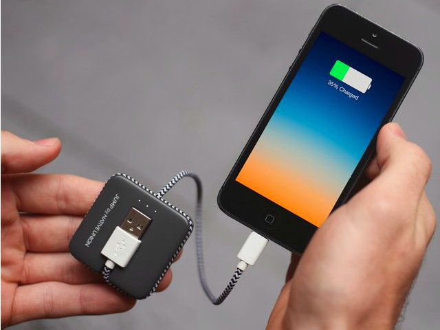 Jump Charging Cable Plus Battery Pack