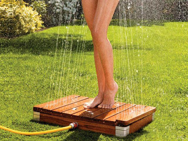 Magic Showerhead Automatic Garden Shower