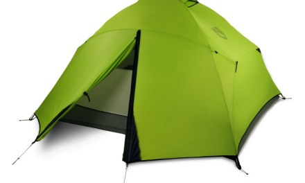 Losi 3 Tent Perfectly Balances Space, Weight and Weatherproofing