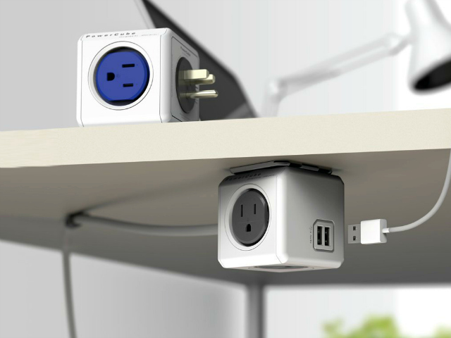PowerCube – Power Strips Don't Have to Look Boring
