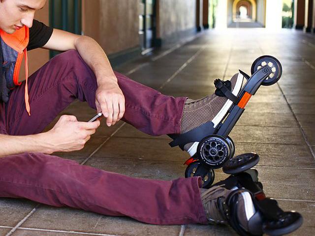 Cardiff 3-Wheel Skates – A New Way to Skate