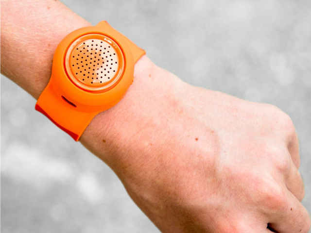 Jambanz Wearable Wristband Bluetooth Speaker